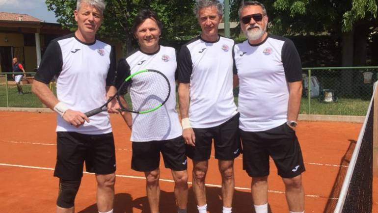 TRIONFA OVER 55 FASE REGIONALE
