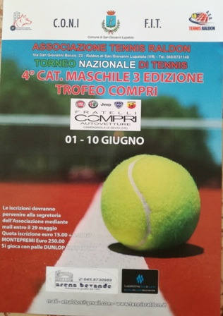 FIT TORNEO 4° CATEGORIA MASCHILE